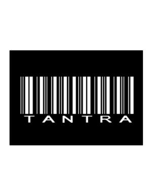 Tantra - Barcode Sticker