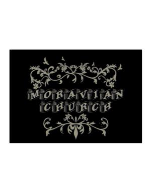 Moravian Church Sticker