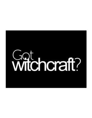 Got Witchcraft? Sticker