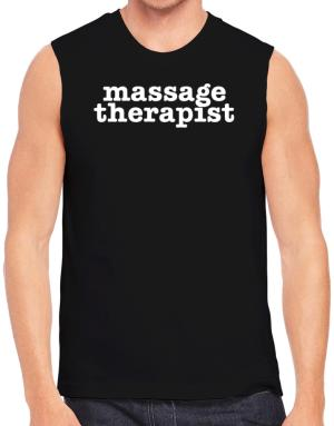 Massage Therapist Sleeveless