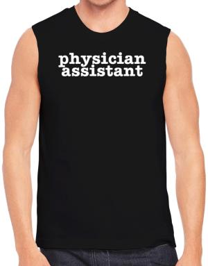 Physician Assistant Sleeveless