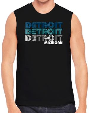 Detroit State Sleeveless