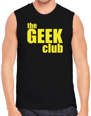 The Geek Club Sleeveless
