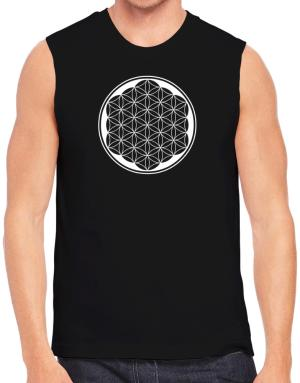 Flower of life geometry Sleeveless