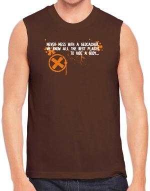 Geocaching, The best places Sleeveless