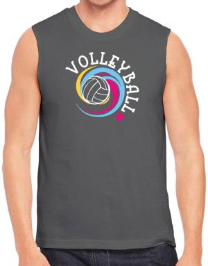Volleyball colors Sleeveless