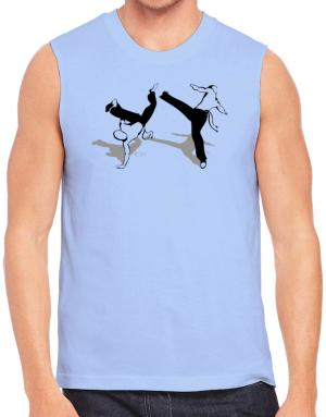 Capoeira fight Sleeveless