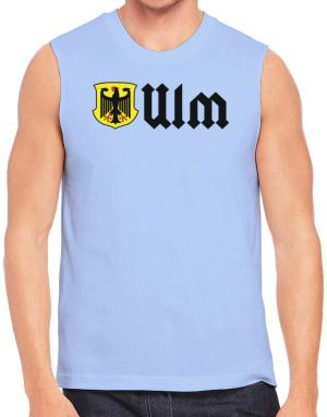 Playeras Sin Mangas de Ulm Germany