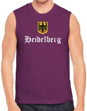 Heidelberg Germany Sleeveless