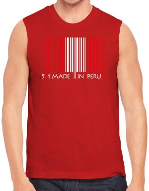 Made in Peru cool design Sleeveless