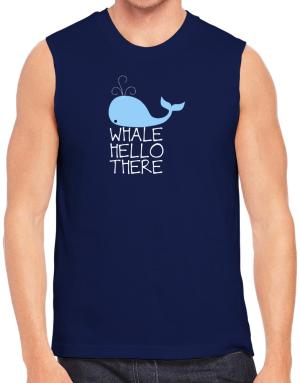Whale hello there Sleeveless