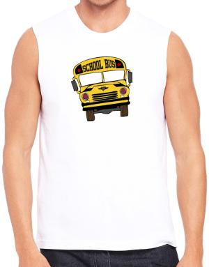 School Bus Sleeveless