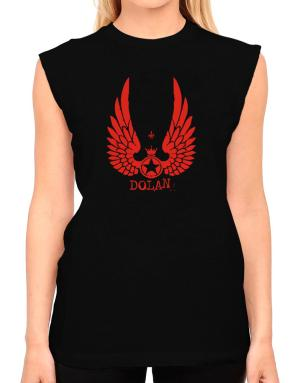 Dolan - Wings T-Shirt - Sleeveless-Womens