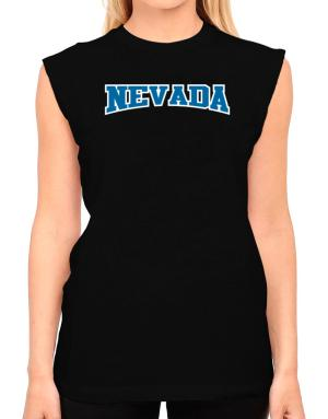 Classic Nevada T-Shirt - Sleeveless-Womens