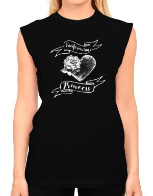 Luciferianism princess T-Shirt - Sleeveless-Womens