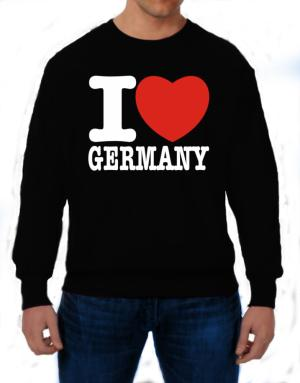 Polera de I Love Germany