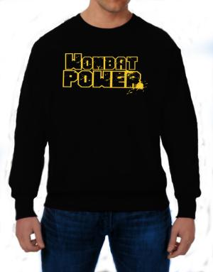 Polera de Wombat Power