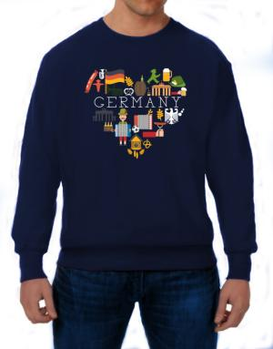 I love Germany Sweatshirt