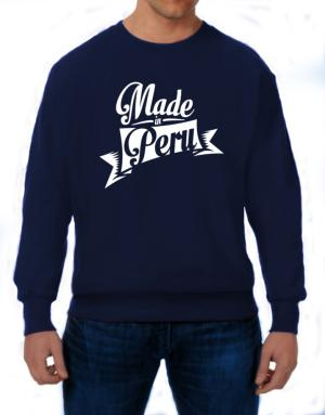 Made in Peru Sweatshirt