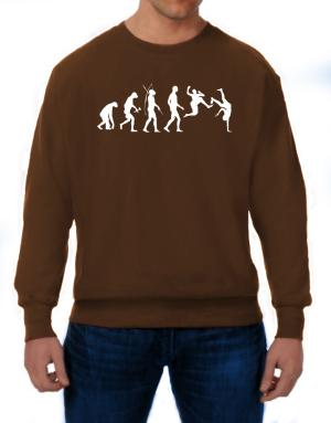 Capoeira evolution 3 Sweatshirt
