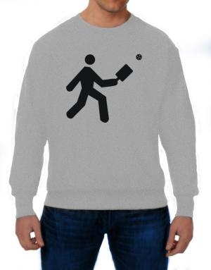 Pickleball Stickman Sweatshirt