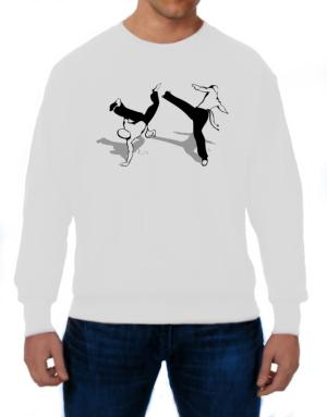 Capoeira fight Sweatshirt