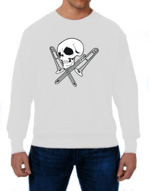 Skull and Trombone Sweatshirt