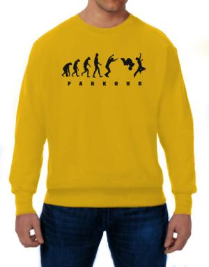 Parkour Evolution Sweatshirt