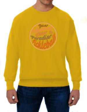 Polera de Just another day in paradise pickleball