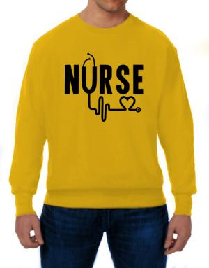 Nurse cool design Sweatshirt