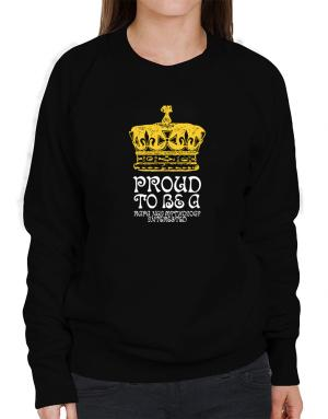 Proud To Be A Rapa Nui Mythology Interested Sweatshirt-Womens