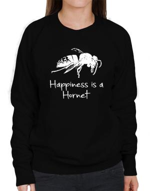 Happiness is a Hornet Sweatshirt-Womens