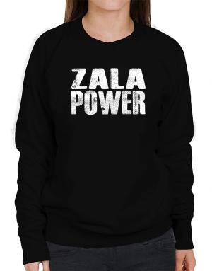 Zala power Sweatshirt-Womens