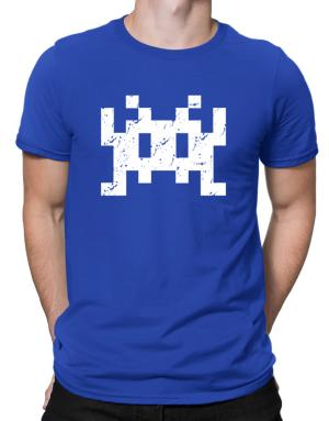 Polo de Space invaders retro
