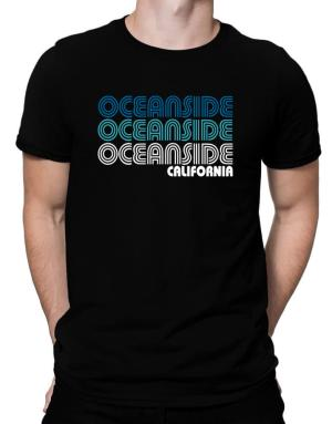 Oceanside State Men T-Shirt