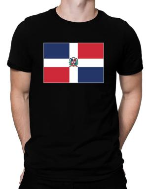 Polo de Dominican Republic Flag