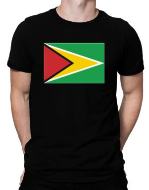 Guyana Flag Men T-Shirt