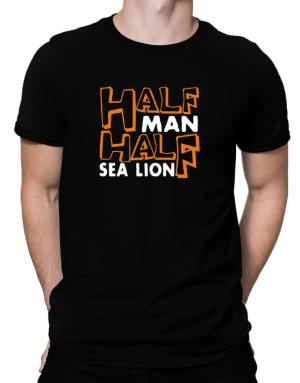 Polo de Half Man , Half Sea Lion
