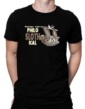 Playeras de Philosophical Sloth