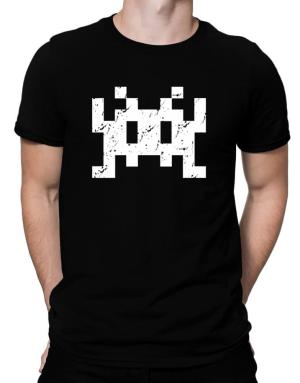 Space invaders retro Men T-Shirt