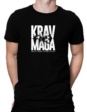 Krav maga reality based combat system Men T-Shirt