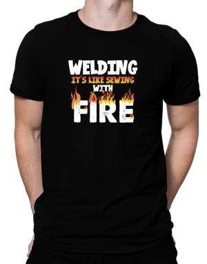 Camisetas de Welding it