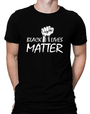 Playeras de Black lives matter