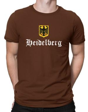 Playeras de Heidelberg Germany