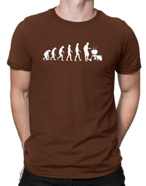 BBQ Evolution Men T-Shirt
