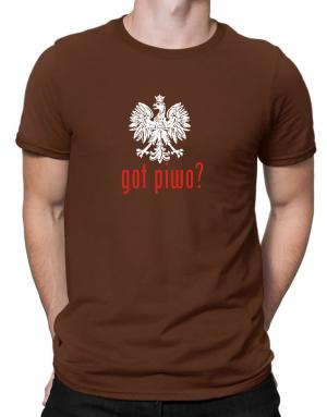 Got Piwo? Men T-Shirt