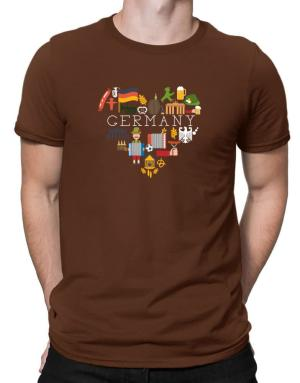 Camisetas de I love Germany