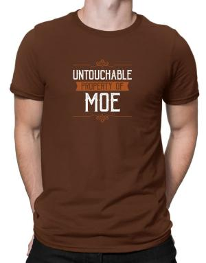 Untouchable property of Moe Men T-Shirt