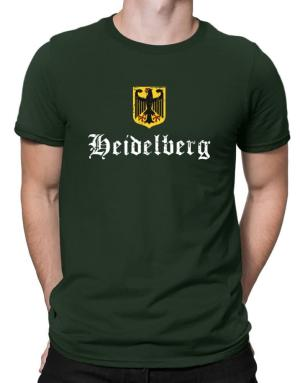 Heidelberg Germany Men T-Shirt