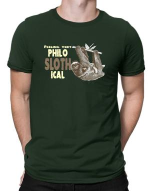 Camisetas de Philosophical Sloth